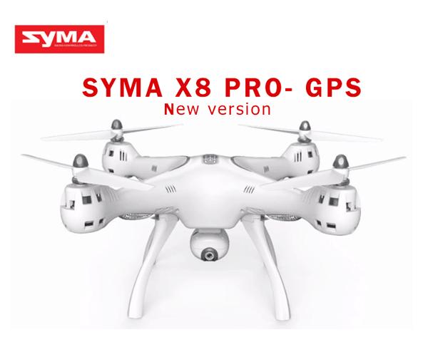 Hướng dẫn sử dụng Flycam Syma X8 PRO GPS