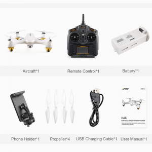 Đánh giá Flycam JJRC JJPRO x3