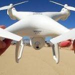 Flycam SJRC S70W GPS