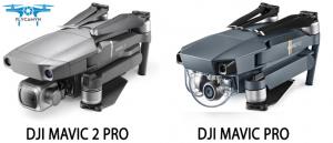 So sánh Mavic 2 Pro