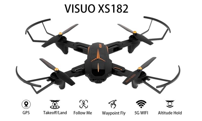 VISUO XS812 GPS
