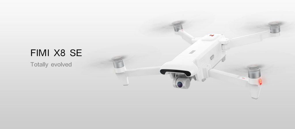 Flycam Xiaomi Fimi X8 SE