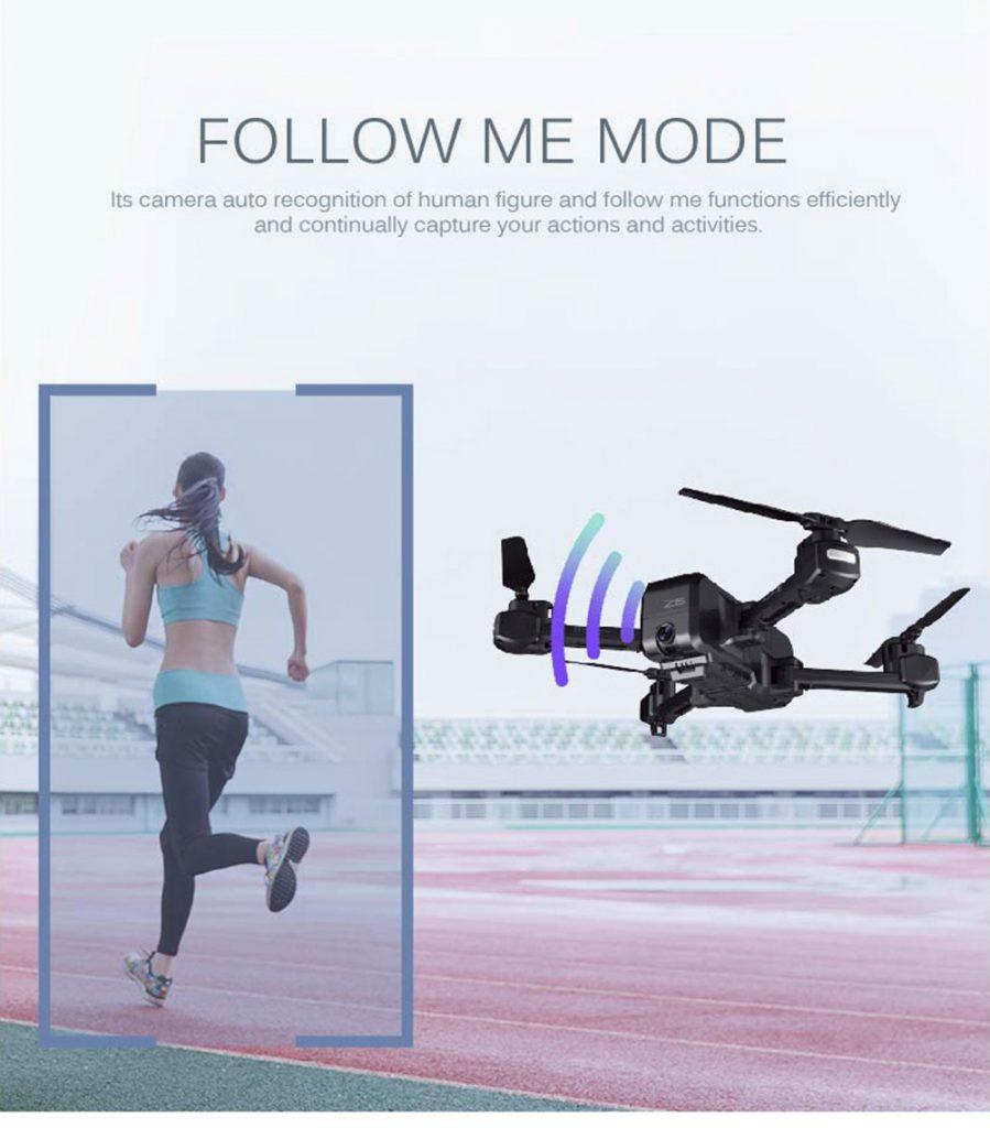 Flycam JJRC Z5