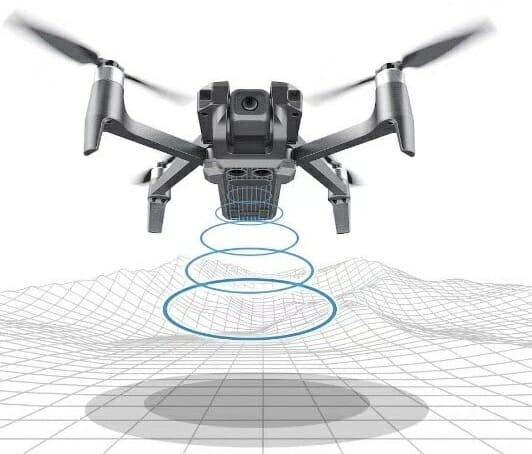 Flycam Mjx Mew4