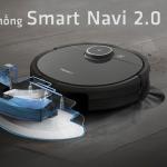 Robot hút bụi lau nhà Ecovacs Deebot DX96 (T5 HERO)