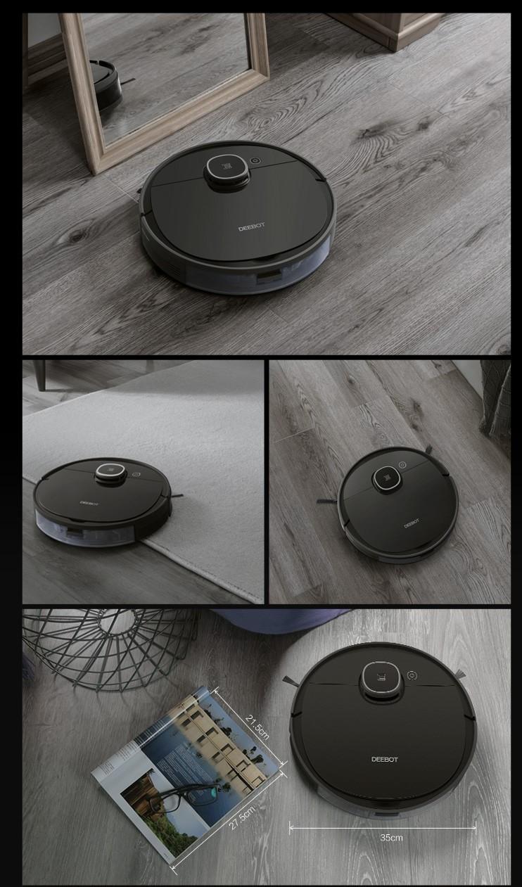 Ecovacs Deebot DX96 (T5 HERO)