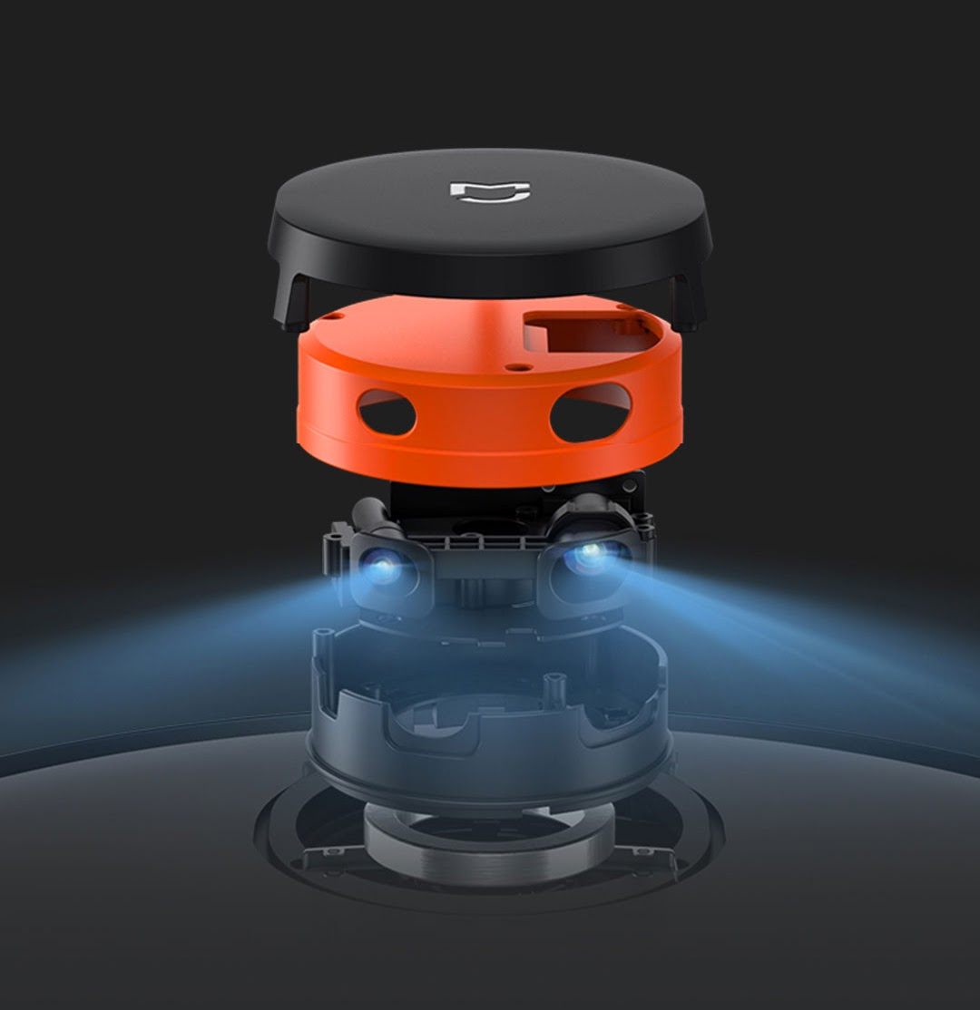 Robot hút bụi lau nhà Xiaomi Mijia Gen 2 2019 STYJ02YM