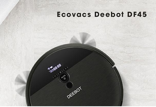 Robot hút bụi lau nhà Ecovacs DF45