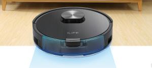 Robot hút bụi lau nhà iLife X900
