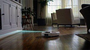 robot quét nhà