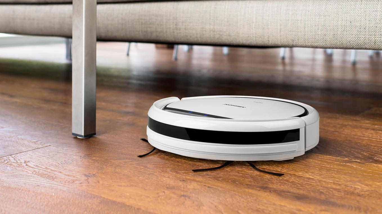 Robot hút bụi lau nhà Medion MD 18500