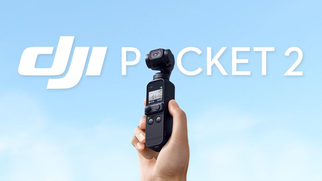 Combo DJI Osmo Pocket 2