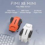 Flycam Xiaomi Fimi X8 Mini