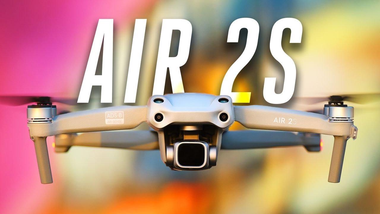 Đánh giá DJI Mavic Air 2S