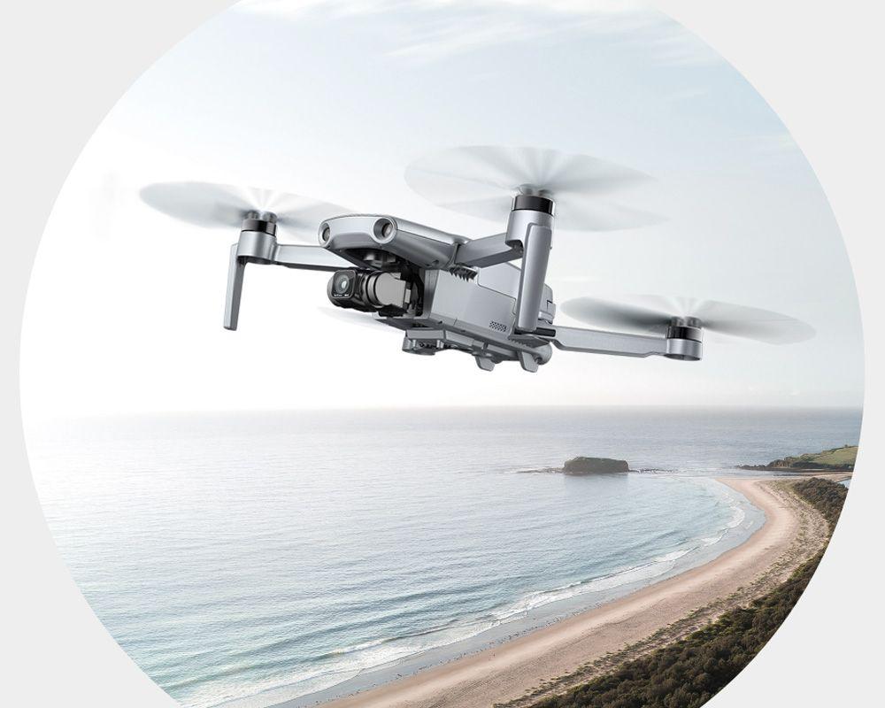 Flycam Hubsan Zino Mini Pro